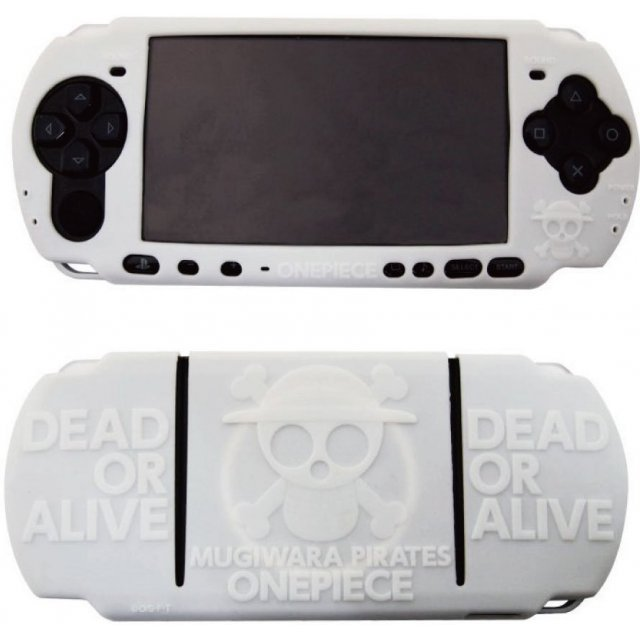 Silicon Cover (One Piece Dead or Alive White Version)