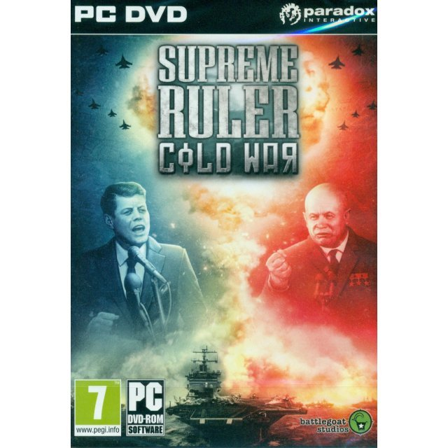 Supreme Ruler: Cold War (DVD-ROM)