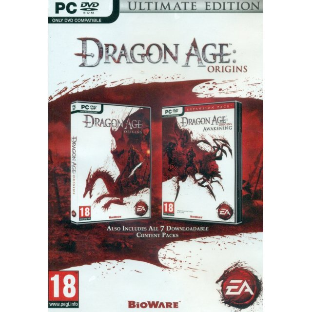 Dragon Age Origins (DVD-ROM) (Ultimate Edition)