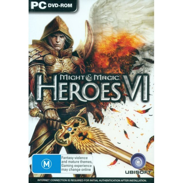 Might & Magic: Heroes VI (DVD-ROM)