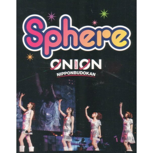 Sphere Live 2010 Sphere On Love On Nippon Budokan