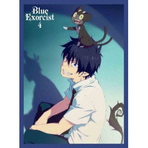 Blue Exorcist / Ao No Exorcist 4 [Blu-ray+CD Limited Edition]
