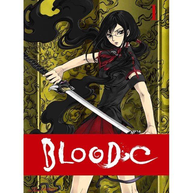 Blood-c 1 [DVD+CD Limited Edition]