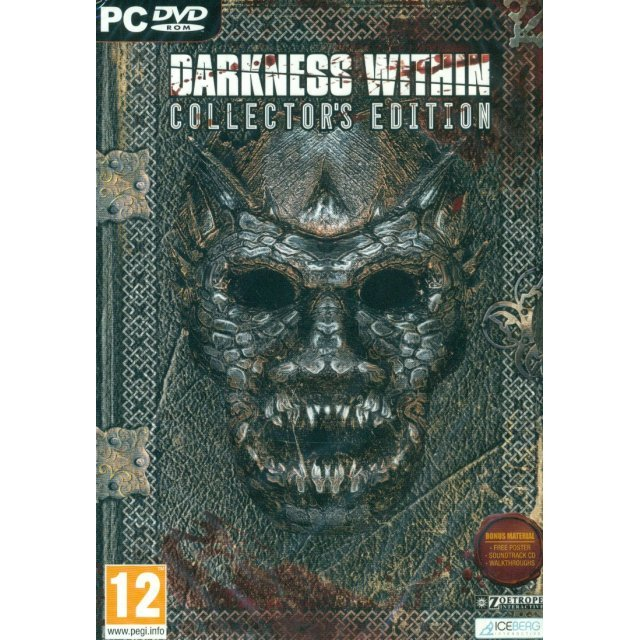 Darkness Within Collector's Edition (DVD-ROM)
