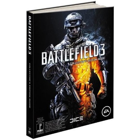 Battlefield 3 Collector's Edition: Prima Official Game Guide