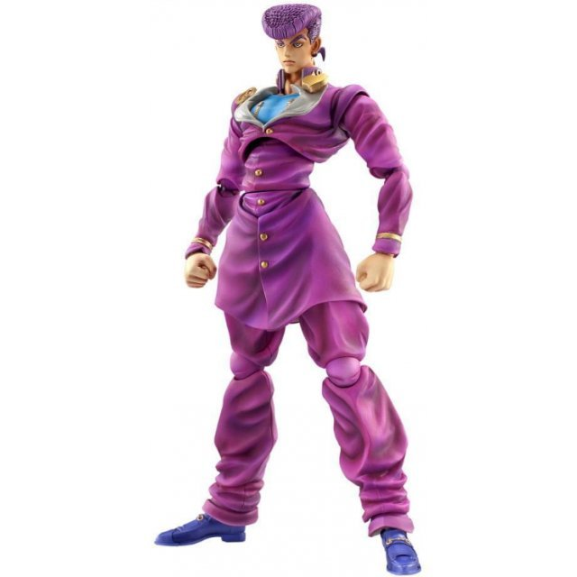 Super Figure JoJo's Bizarre Adventure Part 4 Non Scale Pre-Painted PVC Figure: Higashikata Josuke Second Miyazawa Limited  (Hirohiko Araki Specify Color)