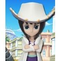 One Piece World Collectable Pre-Painted PVC Figure Vol.16: TV130 - Nico Robin (Miss All Sunday)