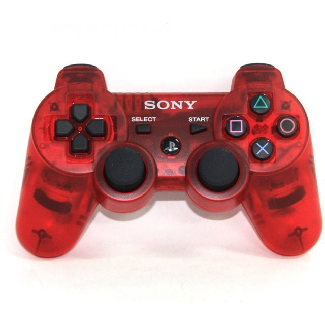 Dual Shock 3 (Crimson Red)