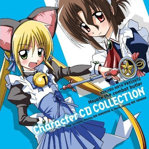 Hayate The Combat Butler / Hayate No Gotoku Character CD Collection Nagi Sanzenin & Maria