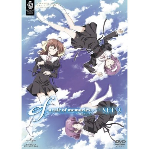 Rondo Robe Selection: Ef - A Tale Of Memories Set 2 [Limited Pressing]