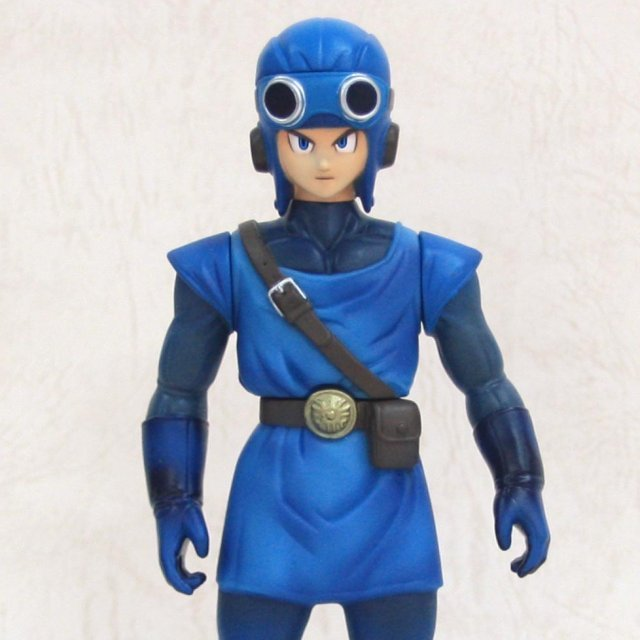 Dragon Quest Non Scale Pre-Painted Soft Vinyl Figure: Dragon Quest II Hero
