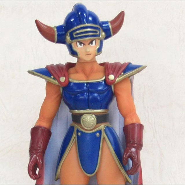 Dragon Quest Non Scale Pre-Painted Soft Vinyl Figure: Dragon Quest I Hero