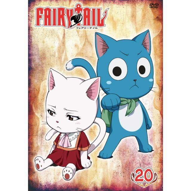Fairy Tail Vol.20
