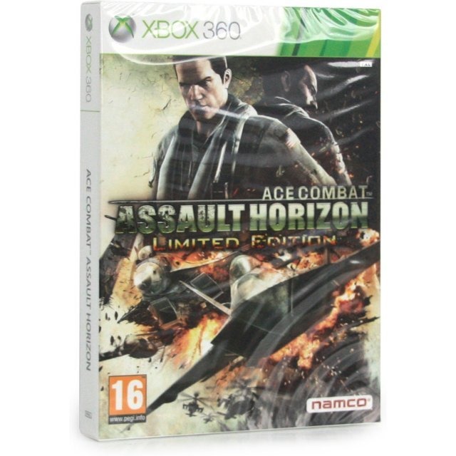 Ace Combat: Assault Horizon [Limited Edition] (Japanese language Version)
