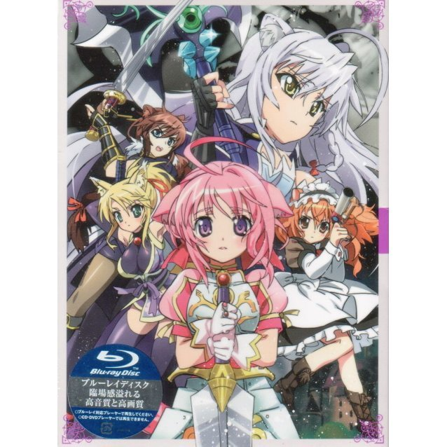 Dog Days 4 [Blu-ray+CD Limited Edition]