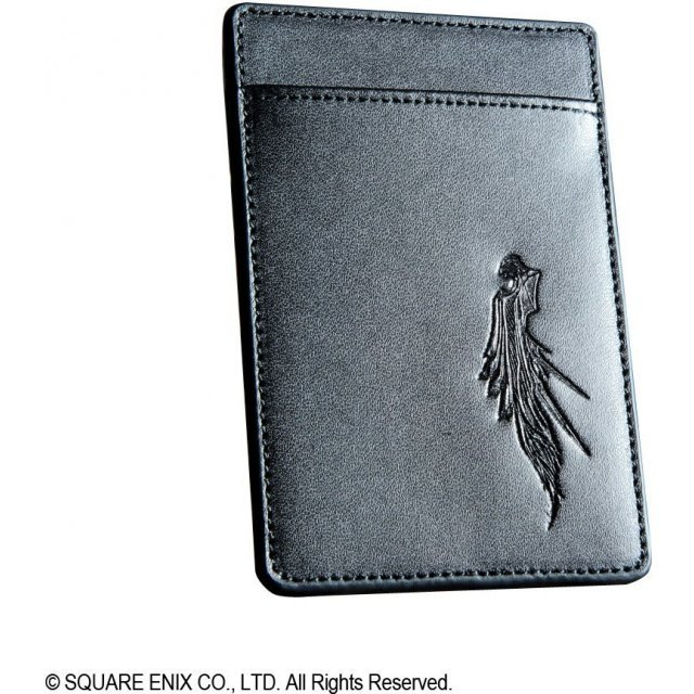 Final Fantasy VII Advent Children Leather Pass Case: Sephiroth
