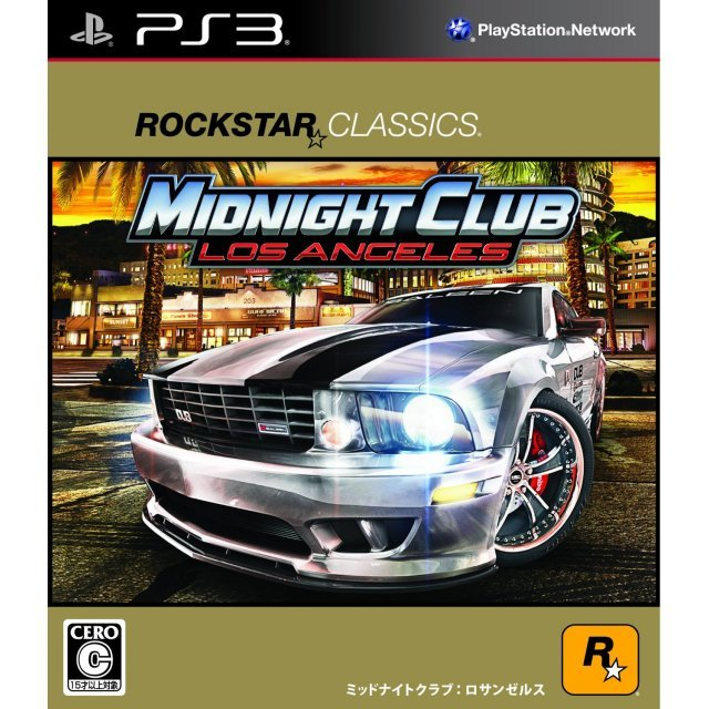 Midnight Club: Los Angeles (Rockstar Classics)