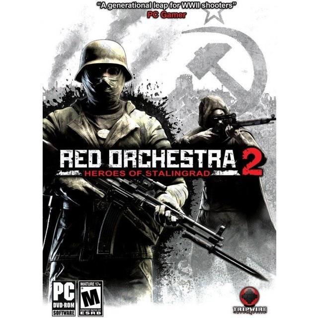 Red Orchestra 2: Heroes of Stalingrad (DVD-ROM)