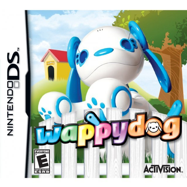 Wappy Dog (w/ Interactive Toy)