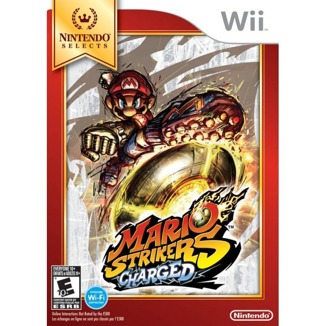 Mario Strikers Charged (Nintendo Selects)