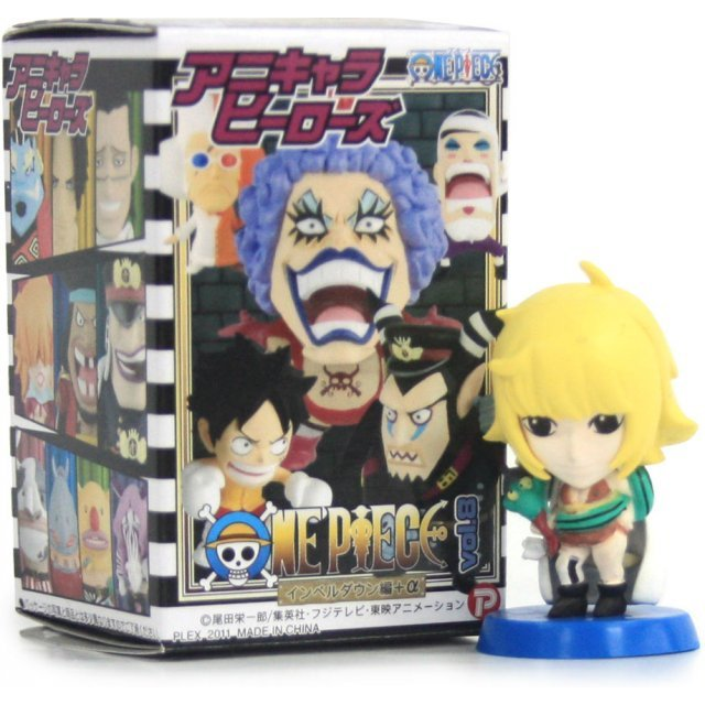 One Piece Mini Big Head Vol. 8 Pre-Painted Trading Figure