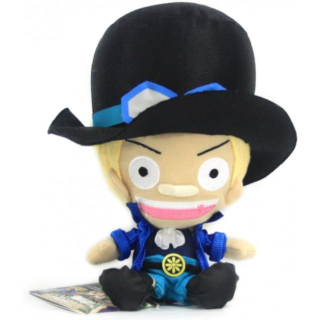 One Piece - Promise Between Brothers High Quality Plush Doll: Sabo