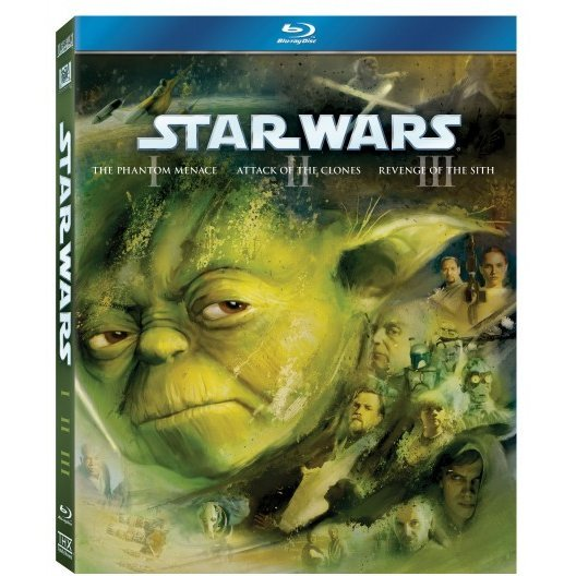 Star Wars: Prequel Trilogy [3-Discs Collection]