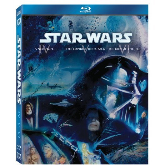 Star Wars: Trilogy [3-Discs Collection]