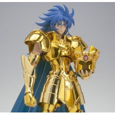 Saint Seiya Cloth Myth EX Non Scale Pre-Painted Action Figure: Gemini Saga