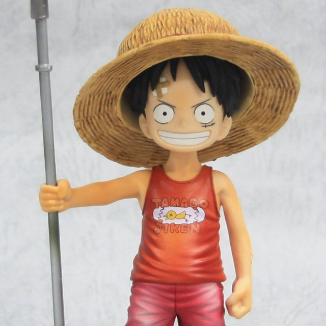 One Piece The Grandline Children  Vol. 1 Pre-Painted PVC Figure: Monkey D. Luffy