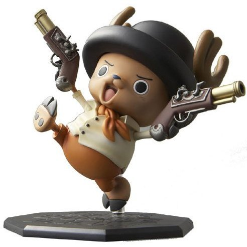 One Piece - Door Painting Collection 1/7 Scale Pre-Painted Figure: Tony Tony Chopper Western Ver. (Re-run)