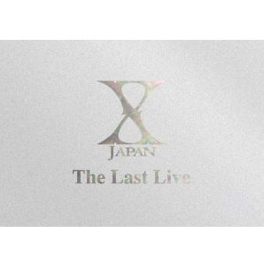 X Japan The Last Live Complete Edition Collector's Box [Limited Edition]