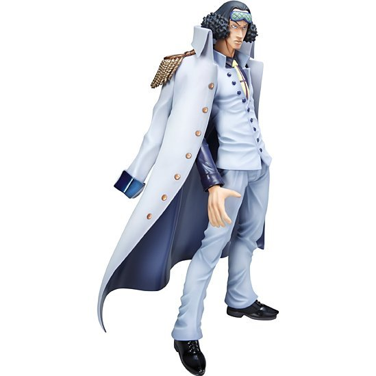 Excellent Model One Piece Neo DX Portraits of Pirates 1/8 Scale Pre-Painted PVC Figure: General Aokiji Kuzan