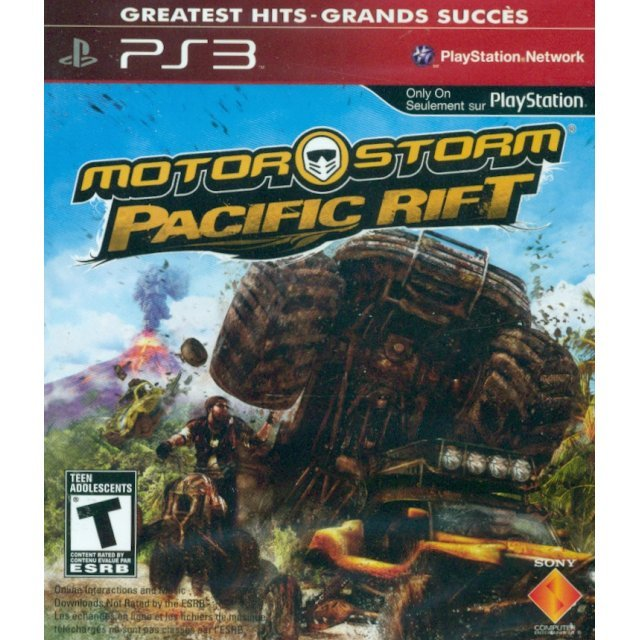 MotorStorm: Pacific Rift (Greatest Hits)