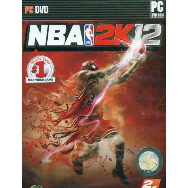 NBA 2K12 (Chinese language Version) (DVD-ROM)