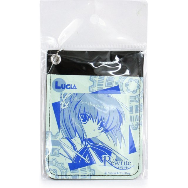Rewrite Lucia Pass Case