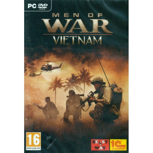 Men of War: Vietnam (DVD-ROM)