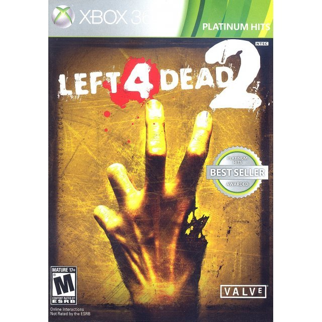 Left 4 Dead 2 (Platinum Hits)