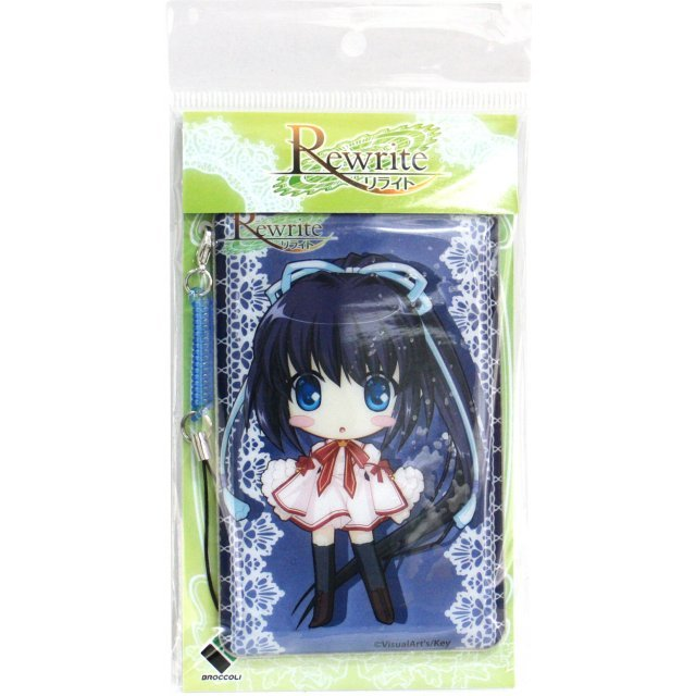 Broccoli Rewrite Mobile Cleaner Strap: Konohana Lucia