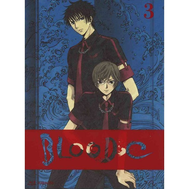Blood-c 3 [Blu-ray+CD Limited Edition]