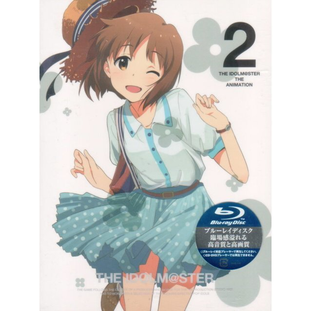 The Idolm@ster 2 [Blu-ray+CD Limited Edition]
