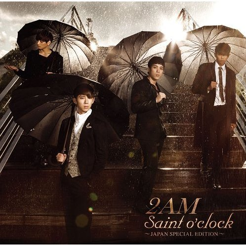 Saint O'clock [CD+DVD Limited Edition]
