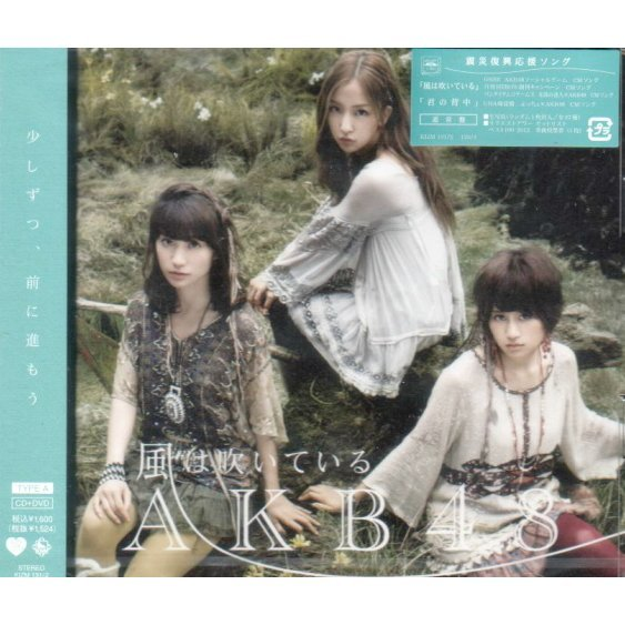 Kaze wa Fuiteiru - Type A [CD+DVD Normal Edition]