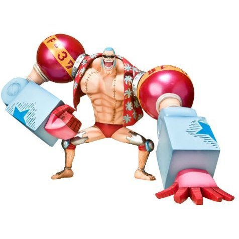 One Piece Figuarts Zero: Franky New World Ver. (Re-run)