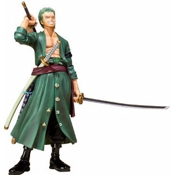 One Piece Figuarts Zero: Roronoa Zoro New World Ver. (Re-run)
