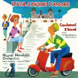 Italy Love Song Canzone Collection