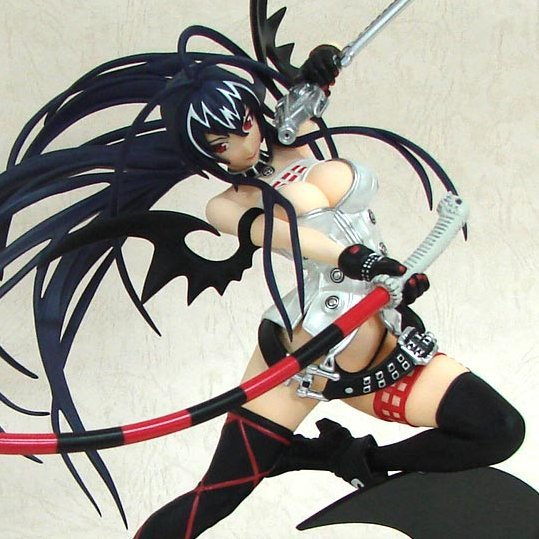 Queens Gate 1/8 Scale Pre-Painted PVC Figure: Alice Boost Designer Color Ver.