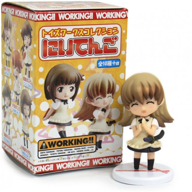 Toys Works Collection 2.5 - Working!! Pre-Painted PVC Trading Figure