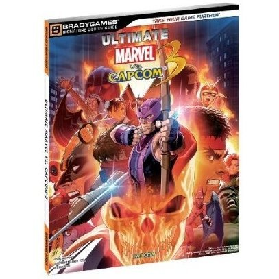 Ultimate Marvel vs. Capcom 3 Signature Series