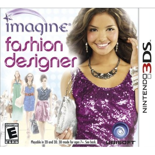 Imagine Fashion Designer